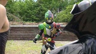 Kankyou Choujin Ecogainder (Pahlawan Pecinta Lingkungan)