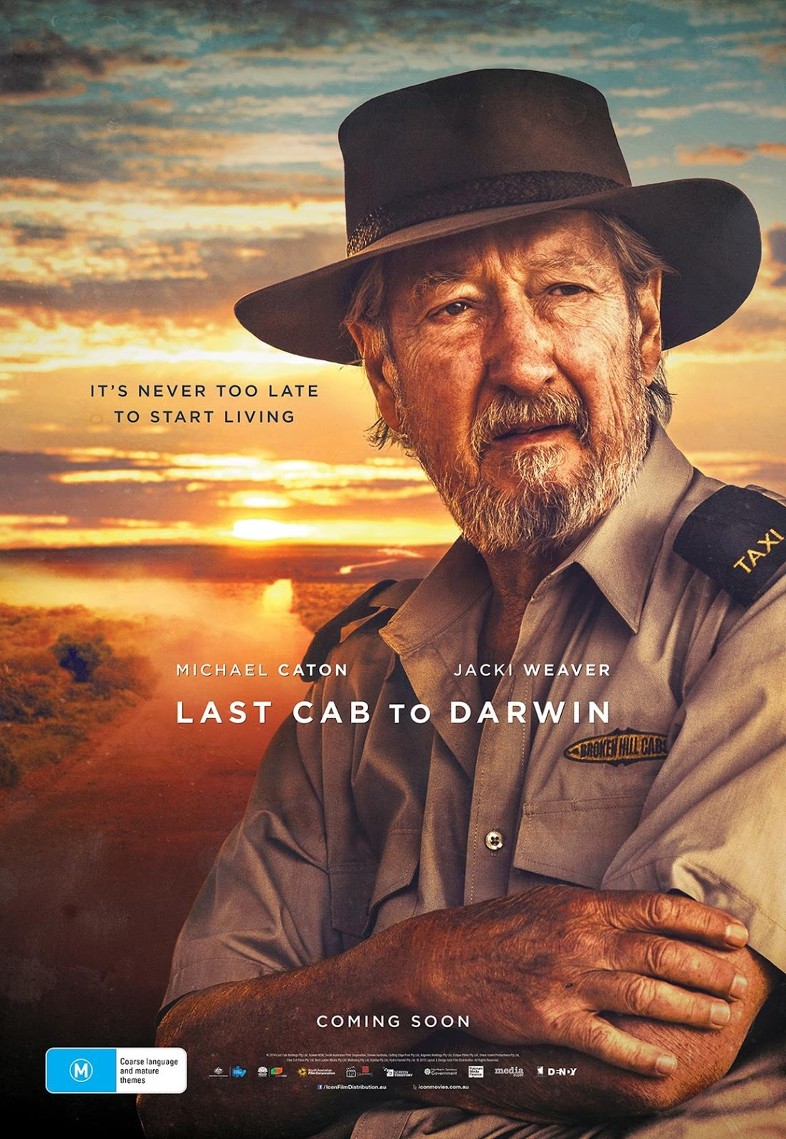 Último Táxi para Darwin Legendado