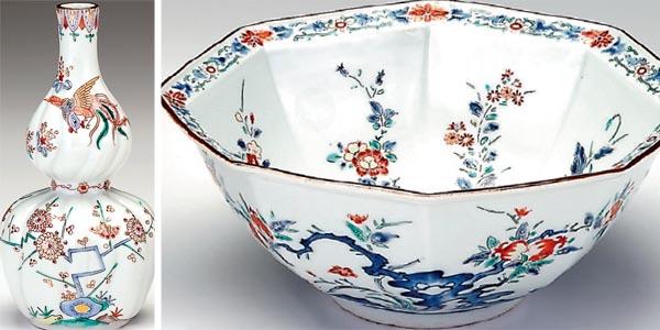 Vontade E Pensamento Porcelana Japonesa