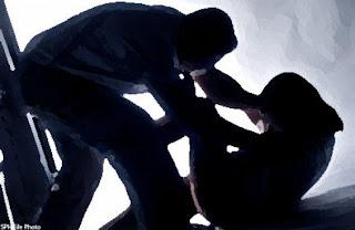 Padah rogol anak sendiri, penjara 20 tahun 6 sebatan, Seksyen 376B Kanun Keseksaan yang memperuntukkan hukuman penjara maksimum 20 tahun dan sebatan jika sabit kesalahan,