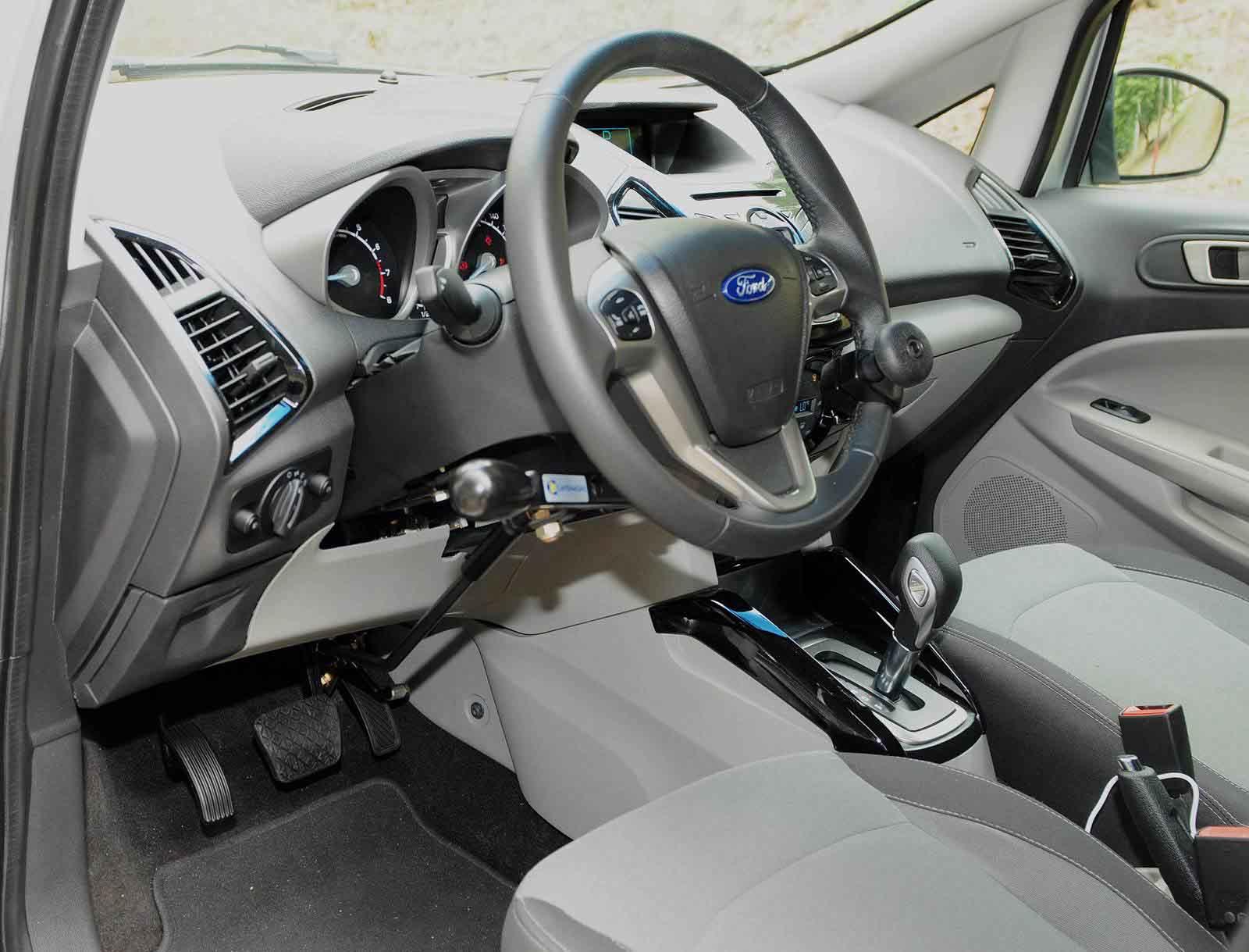Ford EcoSport PCD