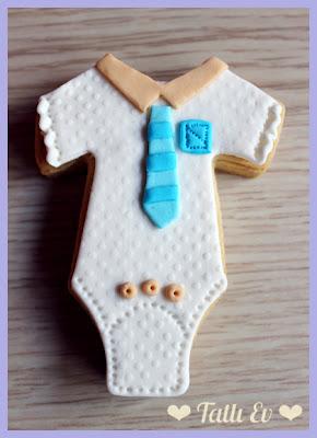 erkek bebek hoşgeldin baby shower kurabiyeleri