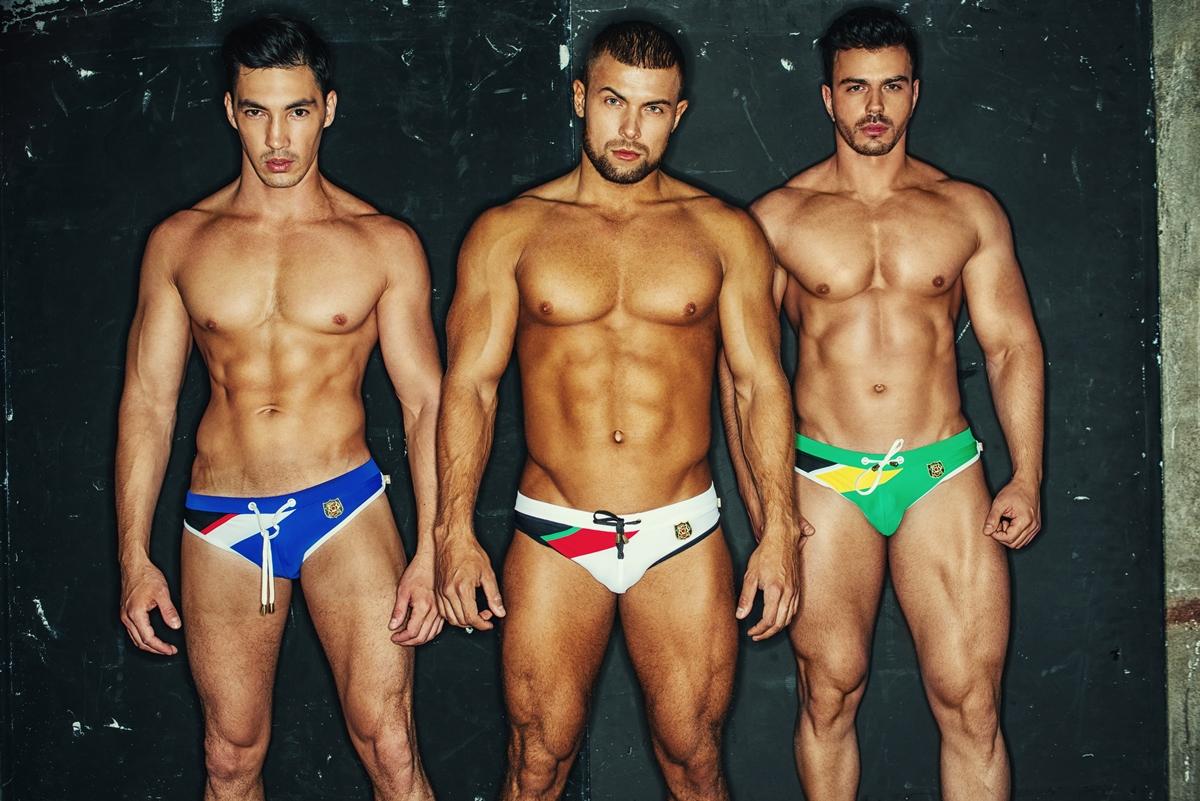 Marcuse swimwear campaign autumn 2014