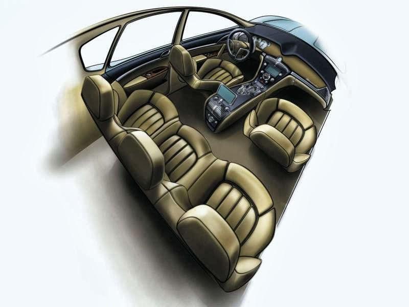 Maserati Kubang Concept Car 2003 Review ~ Maserati Inc