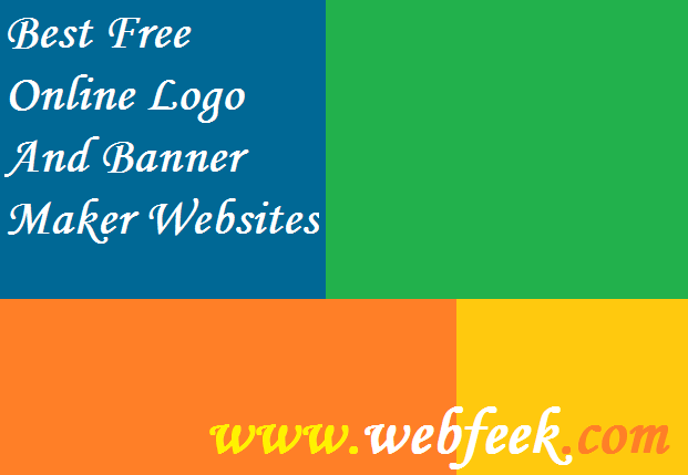 Best Free Online Logo And Banner Maker Websites