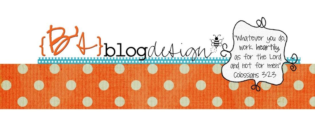 {B's}blog designs