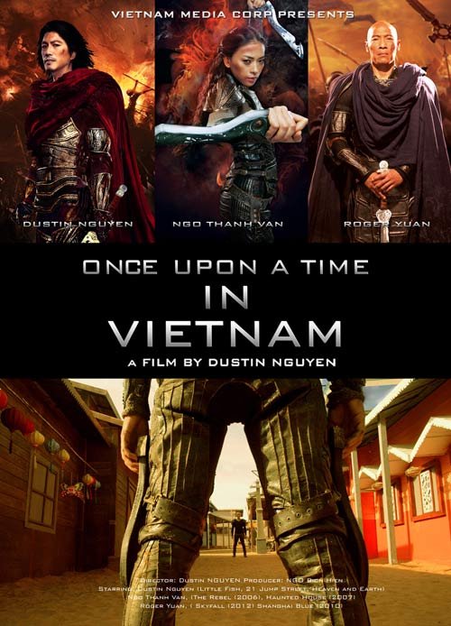 Lửa Phật - Once Upon A Time In Vietnam (2013)