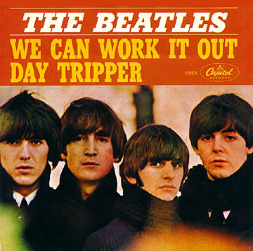we can work it out the beatles