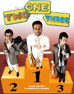 One Two Three 2008 Hindi Movie Watch Online