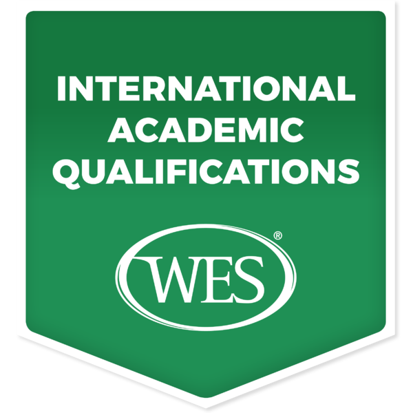 WES International Academic Qualifications