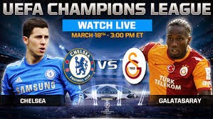 Hasil Chelsea vs Galatasaray
