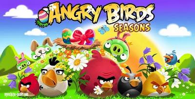 Angry Bird Season Cover