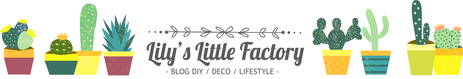 Lily's Little Factory - Blog DIY - Bretagne