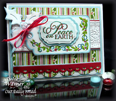 "Our Daily Bread designs ""Christmas Tag Bundle"" Designer Julie Warner"