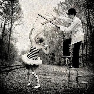 ejercicio marioneta para actores