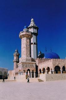 Mezquita%2Bde%2BTouba%2B2003 ▷ Información útil: Senegal para Fumadores