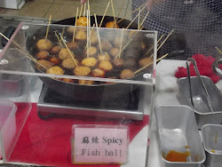 Spicy Fish Balls