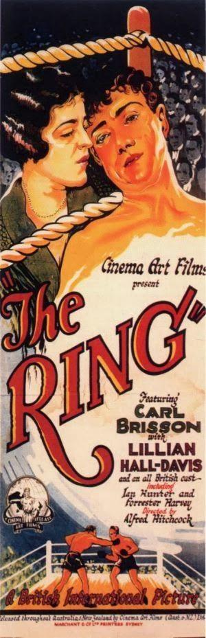 Portada película The Ring