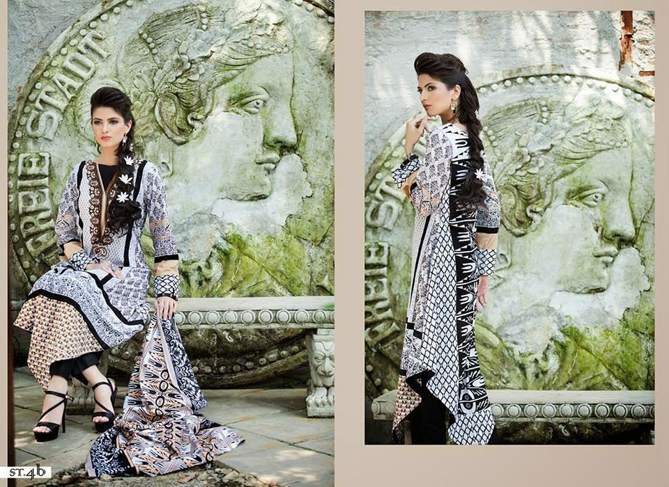 Shariq Textile Riwaj Cambric Collection
