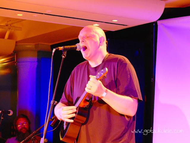 Ian Emmerson at GNUF