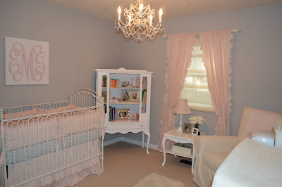 The Mansfields 34 Weeks And The Nursery Complete