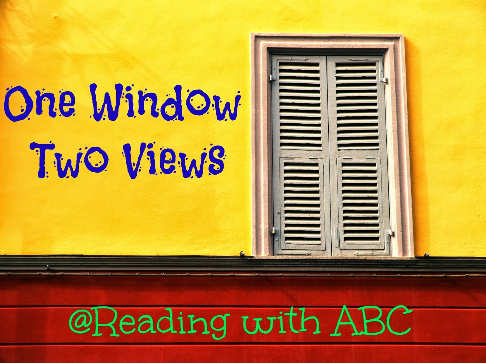 One Window, Two Views {2014 Trends in YA}