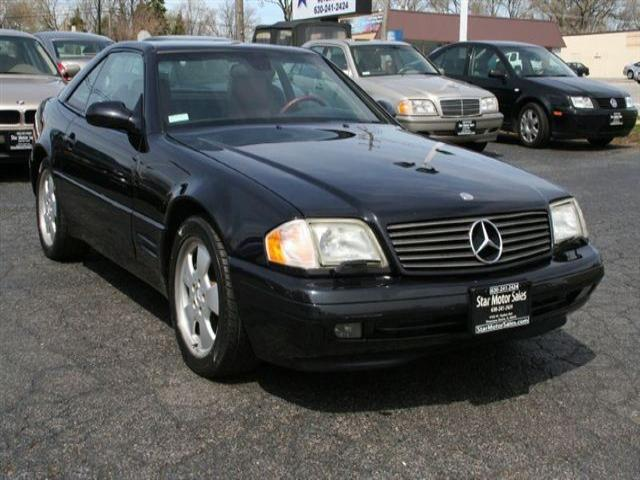 Mercedes benz sl500 sl600 owners manual2000 model free for Mercedes benz tracking system