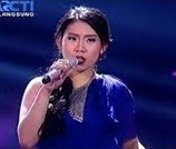 Clarisa Dewi - KEPASTIAN (Reza Artamevia) - Gala Show 06 - X Factor Indonesia 2015