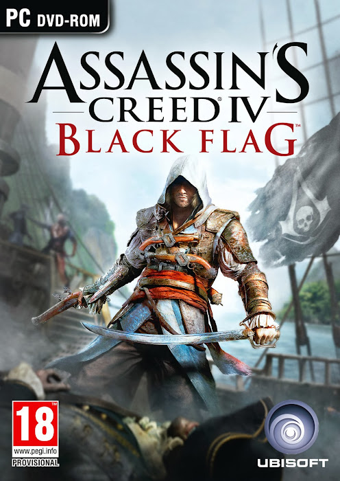 Assassin's Creed 4: Black Flag Rip Full Tek Link Oyun İndir