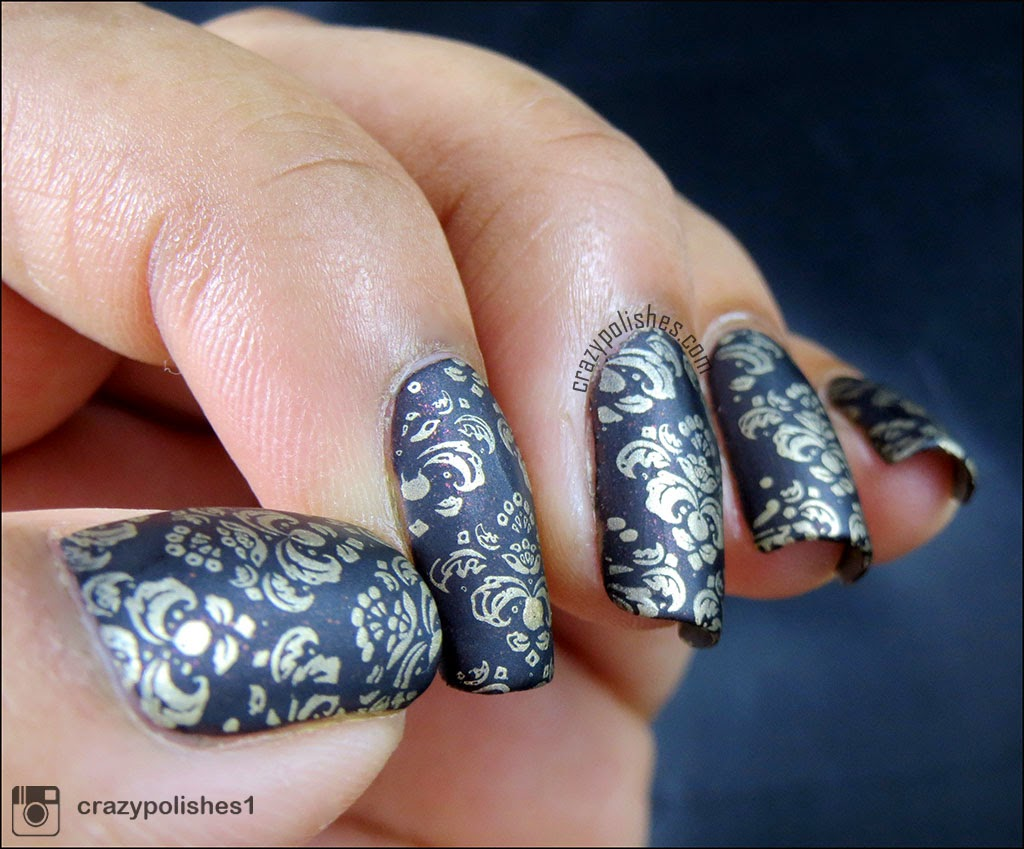 Crazy Polishes Nail Arts Swatches Reviews