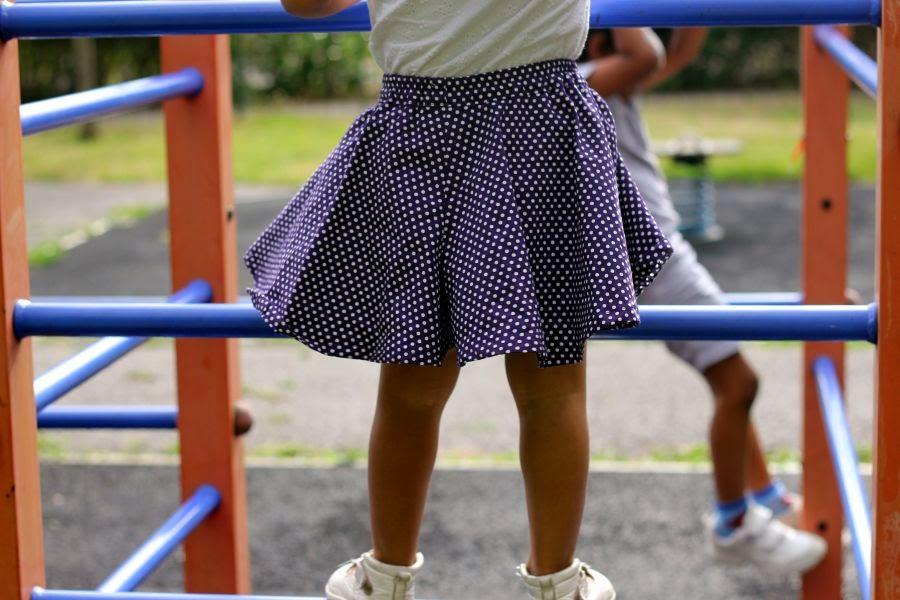 Divided Skirt