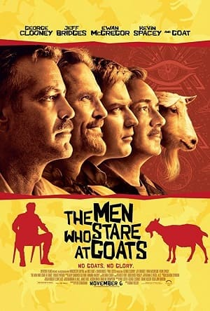 Os Homens Que Encaravam Cabras Torrent