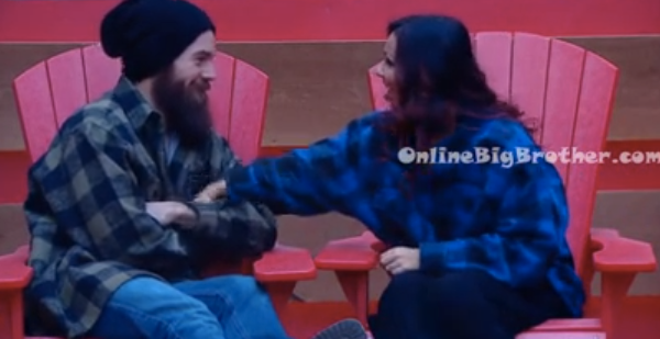 BBCAN2 Kenny Comes Out To Sarah