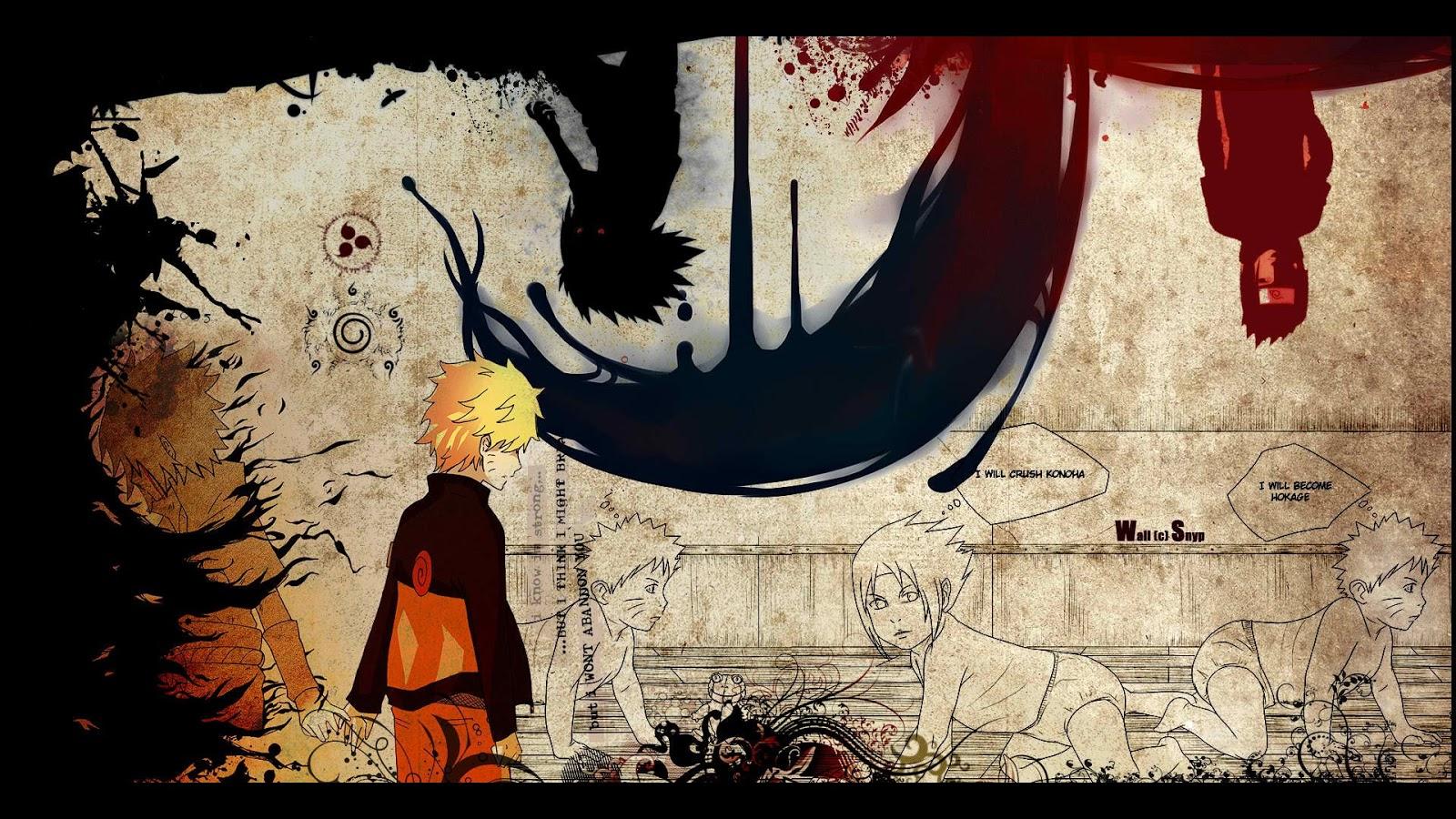 Naruto themes download