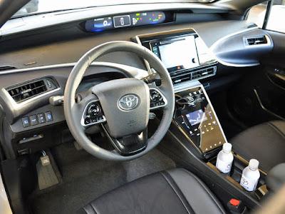 Hydrogen Toyota Cars