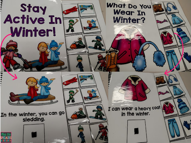 https://www.teacherspayteachers.com/Product/Winter-Interactive-Books-2256864