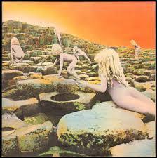 Capa do Led Zeppelin