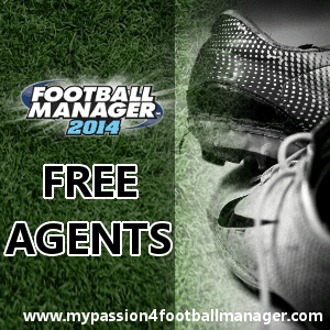 Football Manager 2014 Free Agents