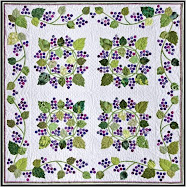 Free pattern ! Grape Escape