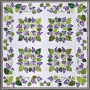 Free pattern ! Grape Escape