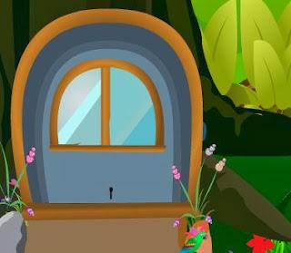 Juegos de escape Green Parrot Escape