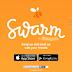 """شركة فورسكوير تطلق تطبيقها """"Swarm"""" الجديد"""
