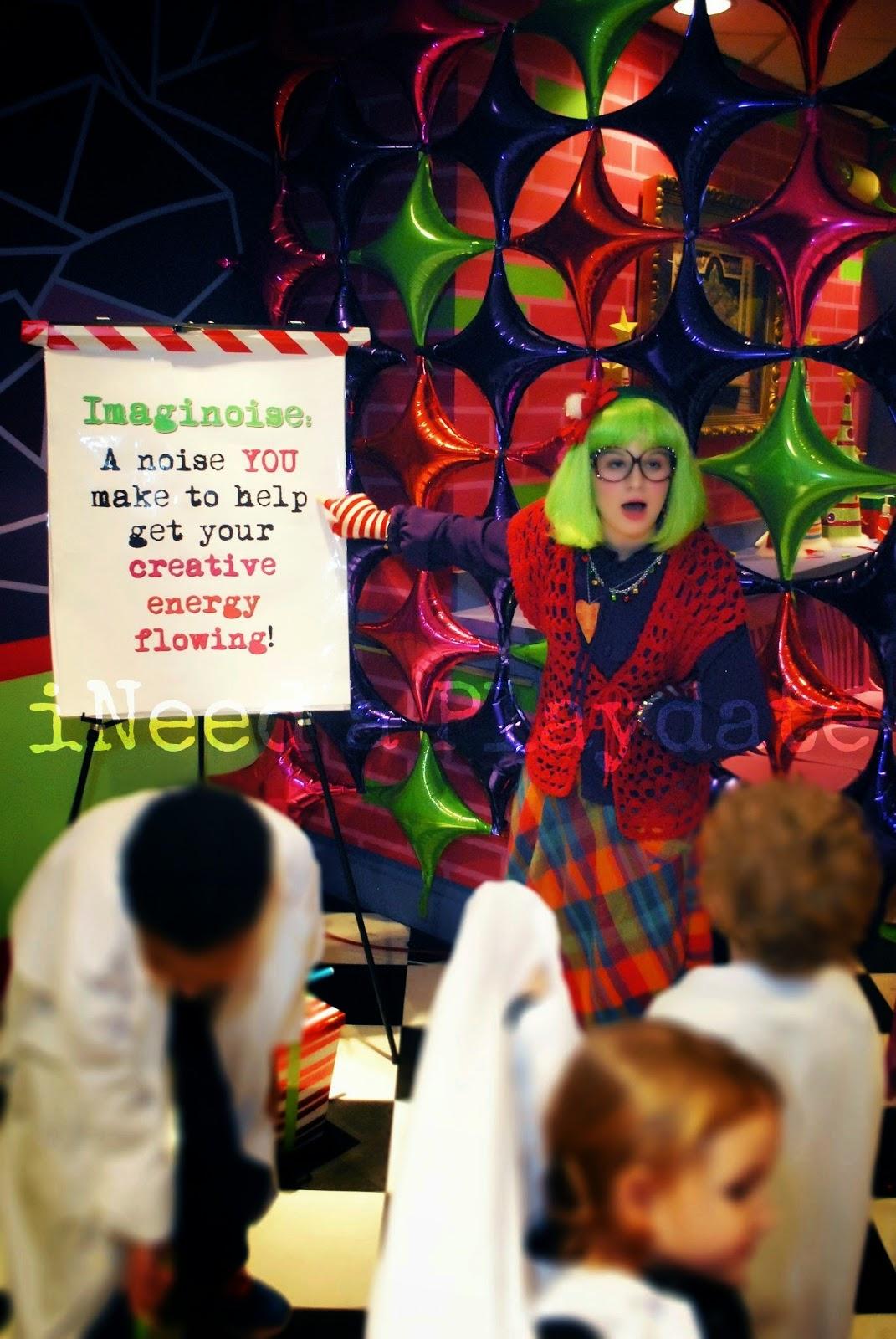 Imaginoise