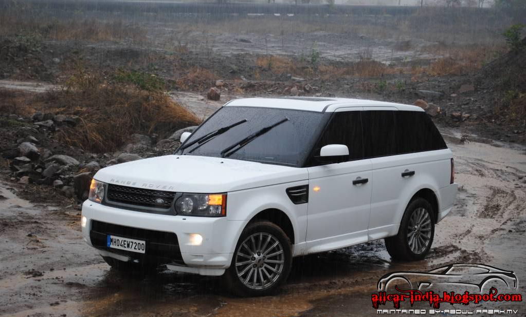 Automotive Craze Land Rover Range Rover Sport Indian Review