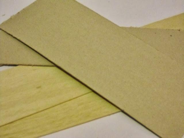 papel panamá, triplex e madeira balsa