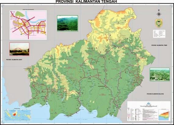 Daftar Wisata Di Kalimantan Tengah