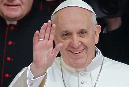 10 Frases del Papa Francisco I