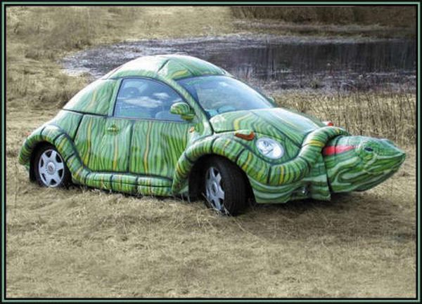 Ford Tortoise Car