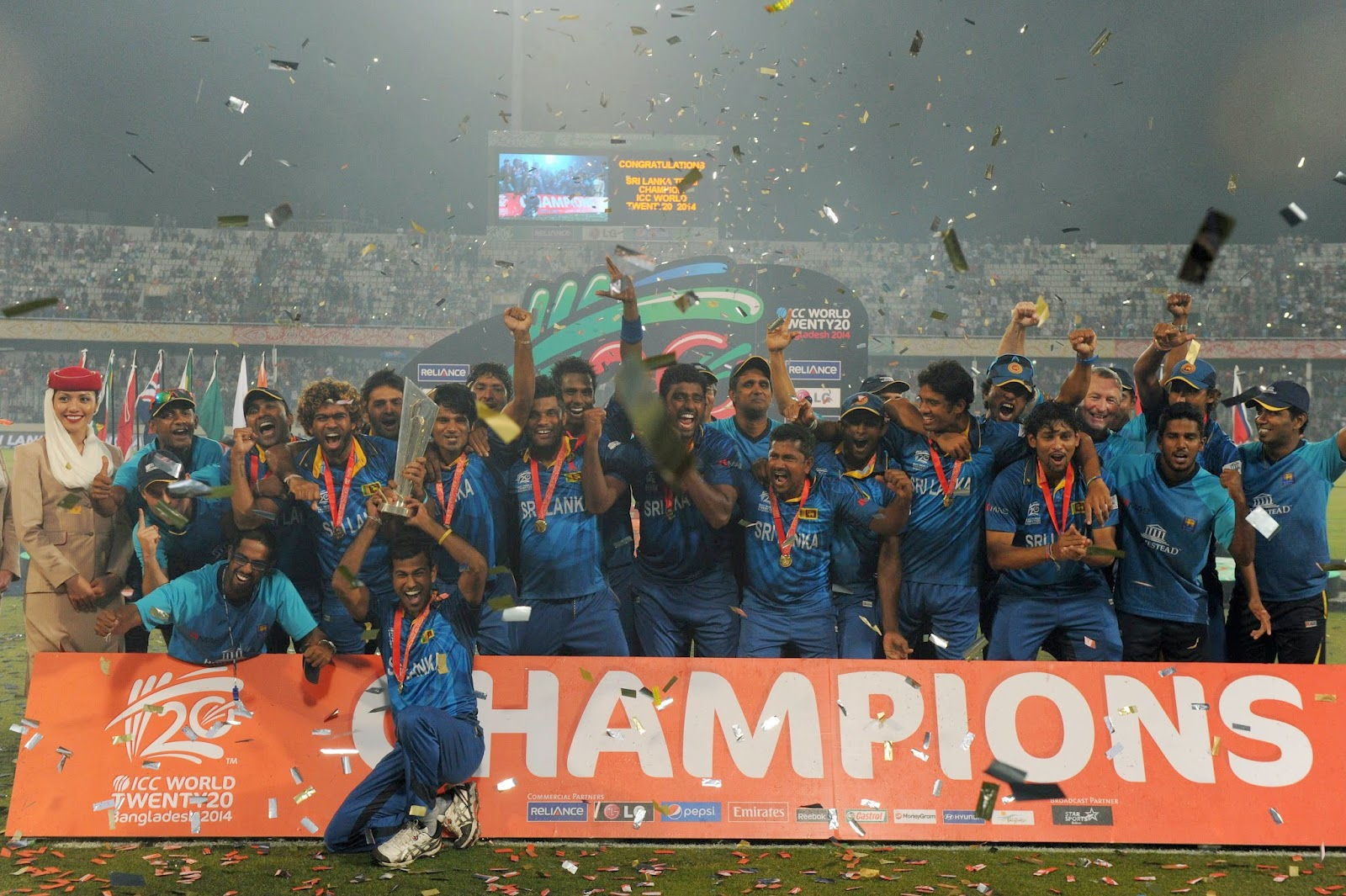 Bangladesh, Cricket, England, ICC, ICC World T20 2014, India, Pakistan, Sports, Twenty20, West Indies, Winner of T20 Wold Cup, World Cup 2014, Sri Lanka,