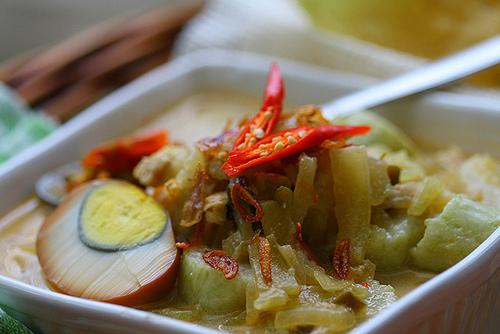 Resep Sayur Daun Labu Siam